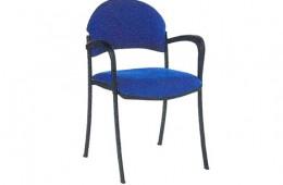 וולה ידיות כסא המתנה כחול